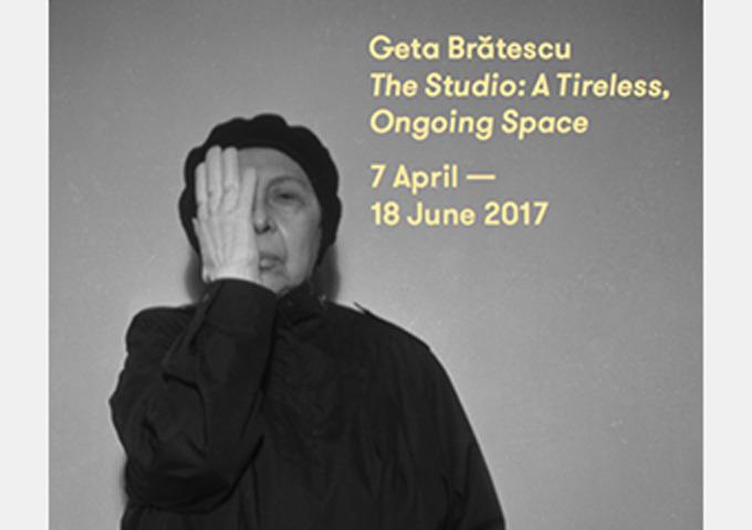 Geta-Brătescu's-first-London-solo-show-