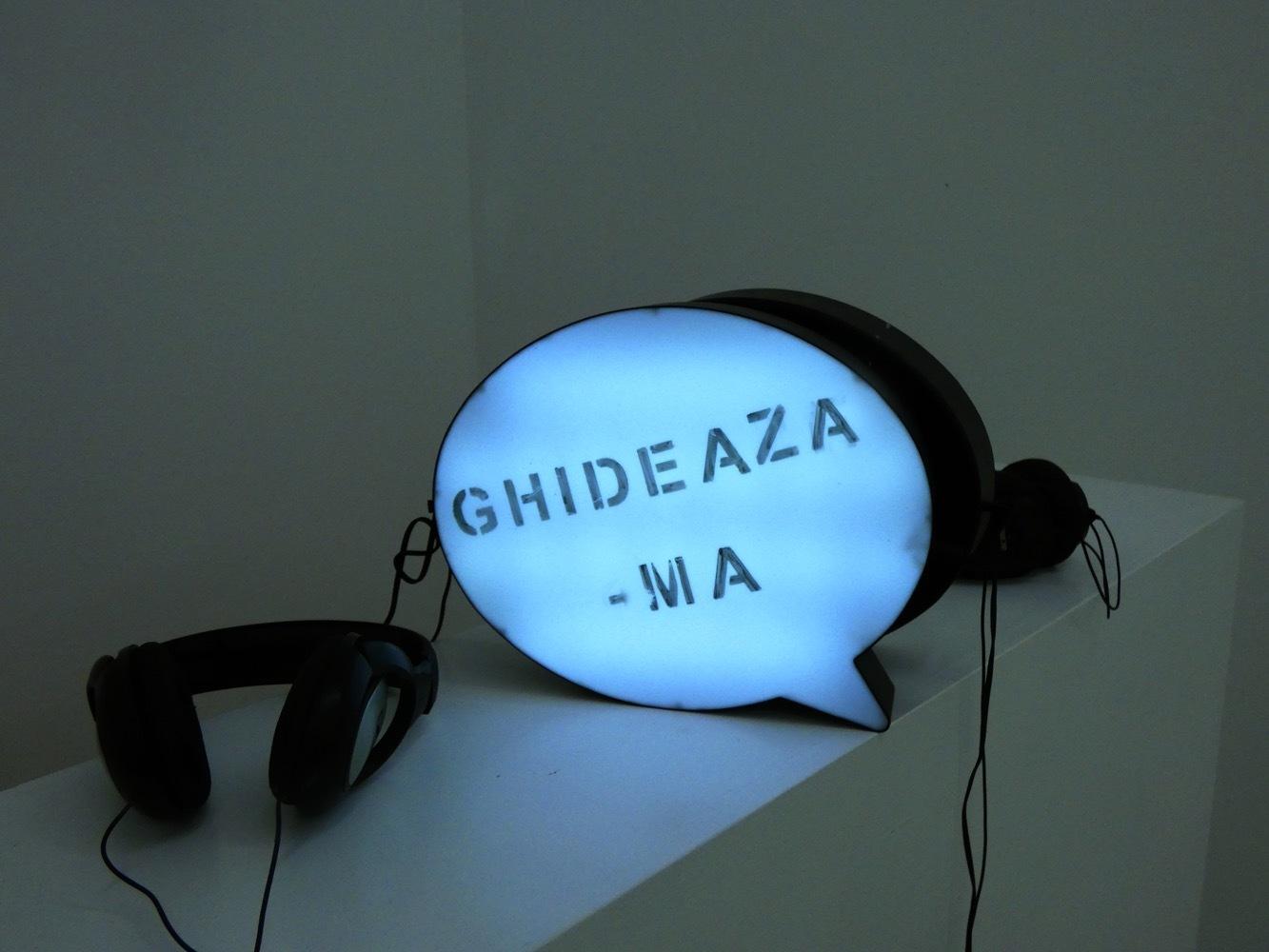 Cristina David & Ivana Pegan Bace, Ghideaza-ma, Guide me